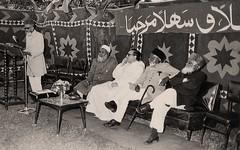 على هامش مؤتمر العالم الإسلامي