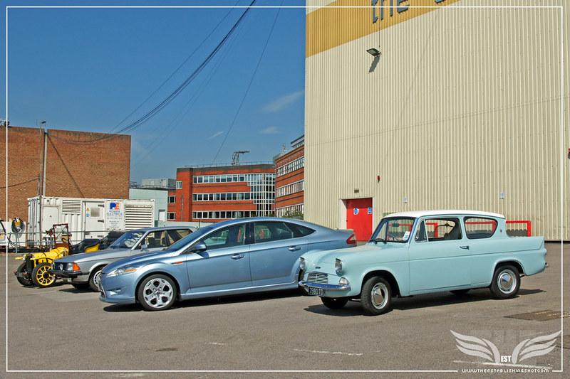 The Establishing Shot: Ford Centenary Tour at Elstree Studios