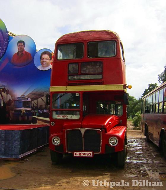 SLTB Routemaster Bus