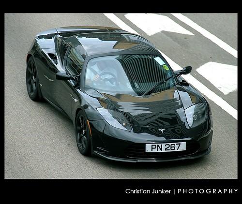 3d 2012 Tesla Roadster Sport: Tesla Motors