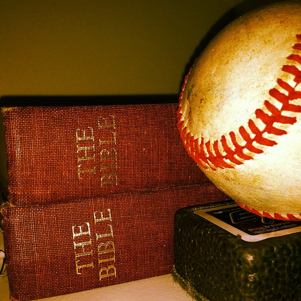 Baseball bible - Macro Monday: Games - Steven Depolo - Flickr