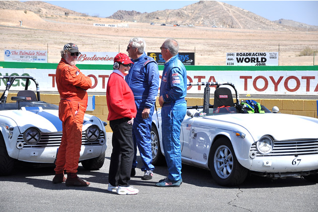 Triumph grid 5