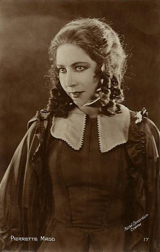Pierrette Madd in Les Trois Mousquetaires