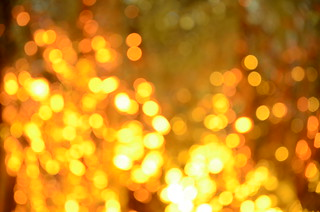 Gold Bokeh | by Andrew Beeston