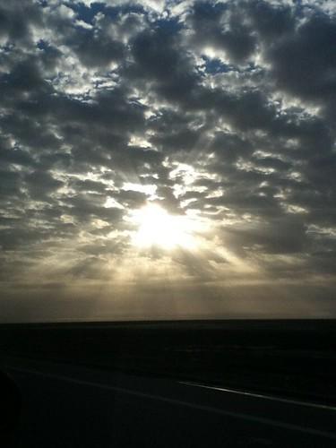 sun sunrise iraq basra