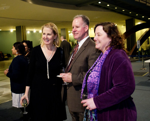 Sarah Craven, Dick Wilbur, and Allison Wilbur | by The Advocacy Project