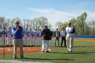 Baseball Ribbon Cutting Ceremony | by Kentucky Country Day