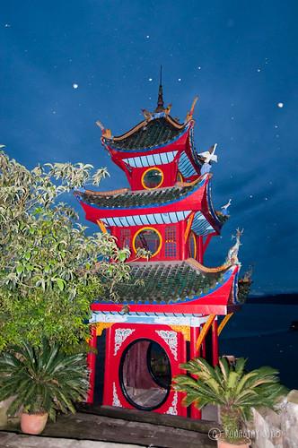 Shibaozhai_Pagoda_Top_Yangtze | by RunawayJuno