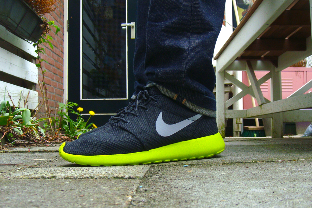online store d5bff 7c700 ... Nike Roshe Run Anthracite Wolf Grey Cyber   by Cali030