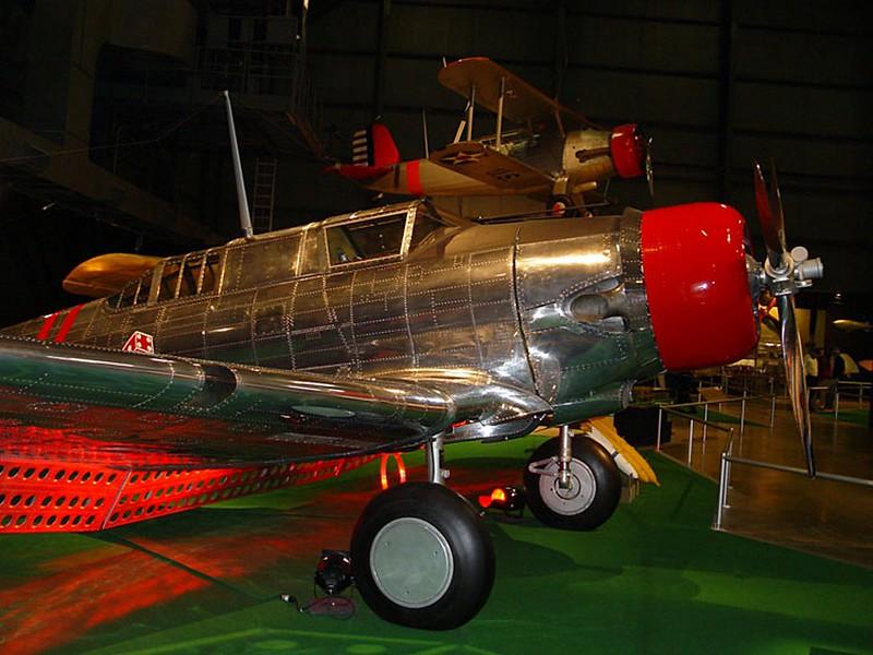 Northrop A-17A 5