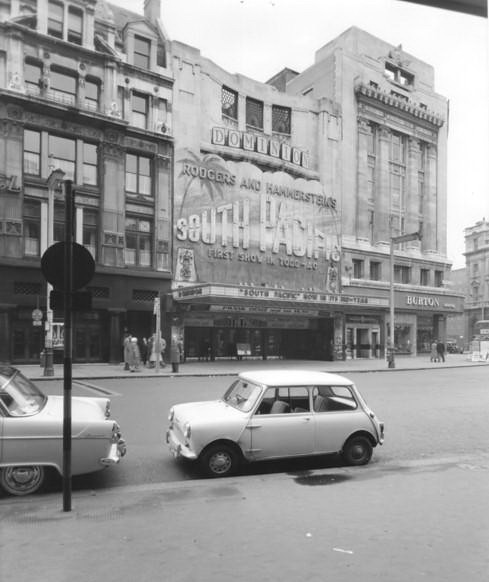 buy online 62119 a809f ... 320-Tottenham Court Road in the 1950 s - Dominion Cinema   by Warsaw1948