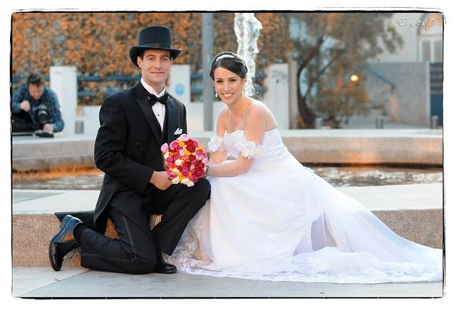 Sachar & Tom wedding