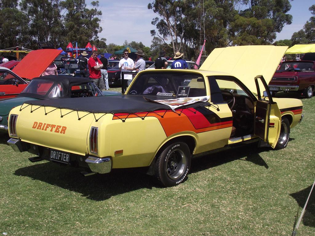 63b1070029 ... 1977 Chrysler CL Valiant Drifter Ute