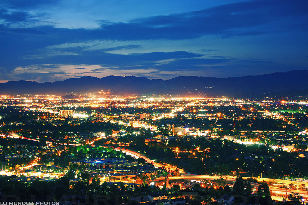 San Fernando Valley   | some older shots i found and re-edit