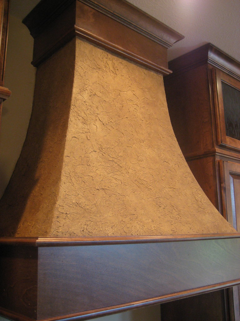RANGE HOOD ITALIAN FINISHES BELLA FAUX FINISHES SIOU