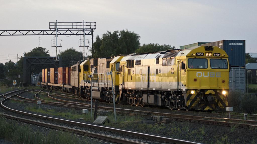 Horsham POTA freight by michaelgreenhill