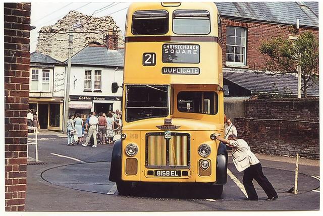 Turntable, High Street, Christchurch, Dorset