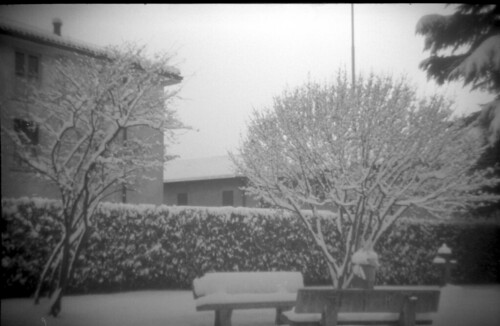 Neve a Bonate Sopra (BG) 2/2/12 | by prisco.1984