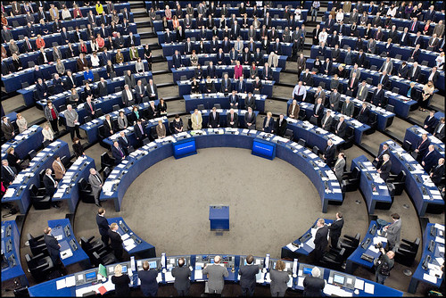 The Parliament pays tribute to the victims of  tragic road accident in Switzerland | by European Parliament