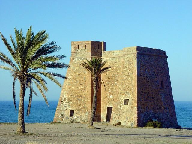 Castillo de Macenas, Mojácar