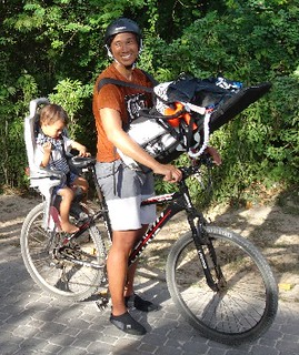 Kiteu à vélo...   by runkiter