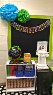 Learning Target Bulletin Board