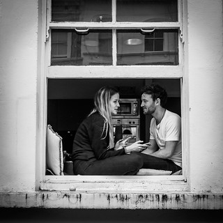 Lovers on show | by Street Photography candid