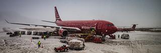 Kangerlussuaq Airport   by bredsig