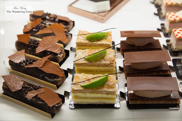 Tout Chocolat, Exotic Mille-feuille, Milk Chocolate