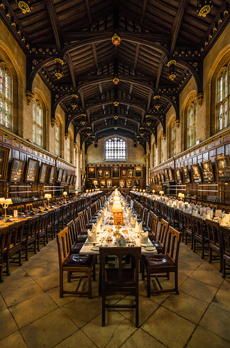 Great Hall of Christ Church College,Oxford UK | by Gordon-Shukwit