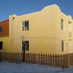2 Fertiges Haus Winter 2015