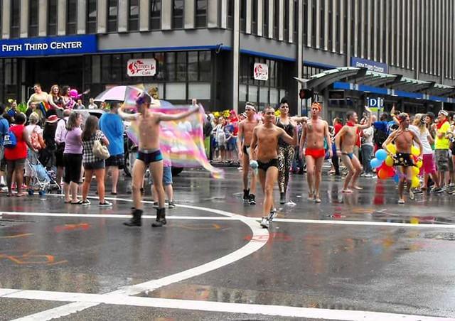 Cincinnati gay pride