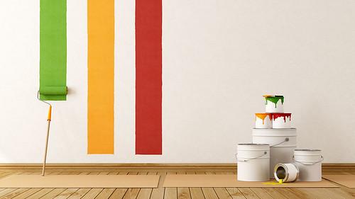 Érdemes szakemberre bízni a festést.
