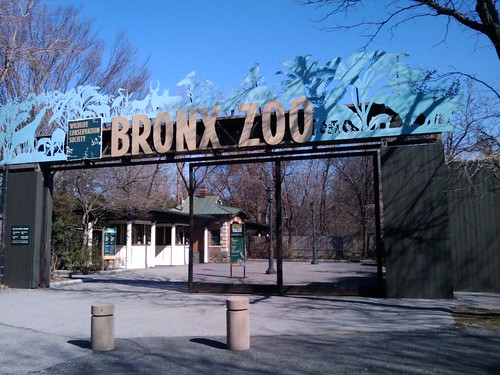 Bronx Zoo: Sign | by ikrichter