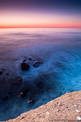 california travel sunset vacation seascape beach golden san long exposure diego cliffs filter hour nd cokin zpro