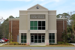 The Leon County Court Annex building at 1920 Thomasville Road—home to the Second Judicial Circuit Guardian ad Litem Program—on February 9, 2012 in Tallahassee, Florida. | by flguardian2