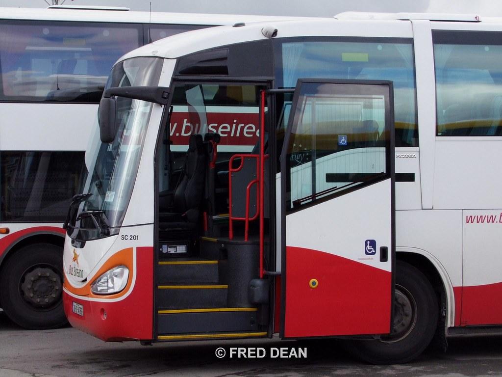 Bus Eireann SC201 (08D34768).