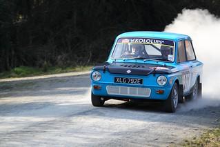 #211 Geoff Taylor/Steve Greenhill - Sunbeam Imp Sport | by © David Robinson