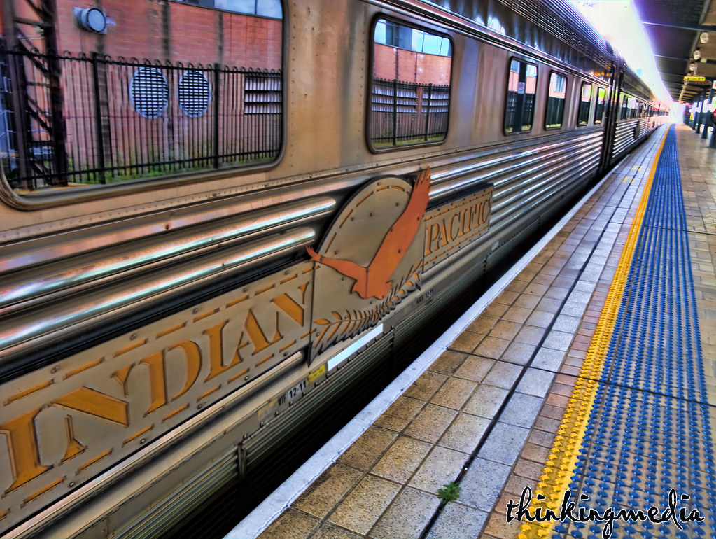 Central Railway Station Platform No.1 by Governor Macquarie