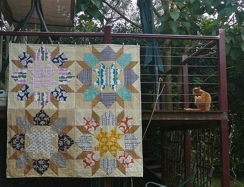 Swoon hand quilted | by mandalin18