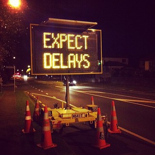 Expect Delays | by russelljsmith