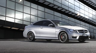 2012 Mercedes-Benz C63 AMG Car Review | by The National Roads and Motorists' Association