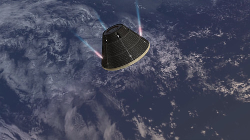 EFT1-4 | by NASA Orion Spacecraft