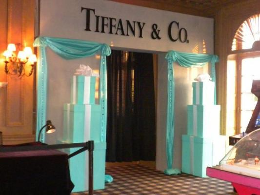 Sweet 16 Tiffany Theme The Entrance Way For The Sweet 16 P Flickr
