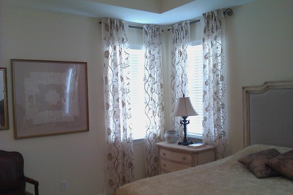 نتيجة بحث الصور عن sheers bedroom