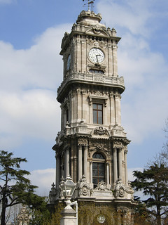 03247-Istanbul-DolmabahcePalace-ClockTower