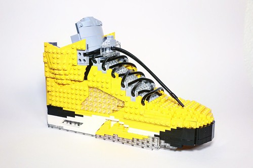LEGO Nike Air Retro Jordan V Tokyo T23