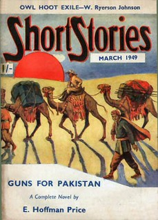 243a Short Stories (UK) Mar-1949 Includes Guns for Pakistan by E. Hoffmann Price