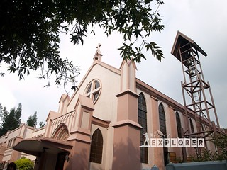 Baguio   Pink Sisters Convent   by Inkblots™