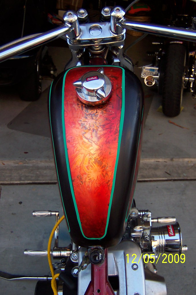 Pete Brafford's Rattle Can Custom / Kustom Paint Job #4 | Flickr